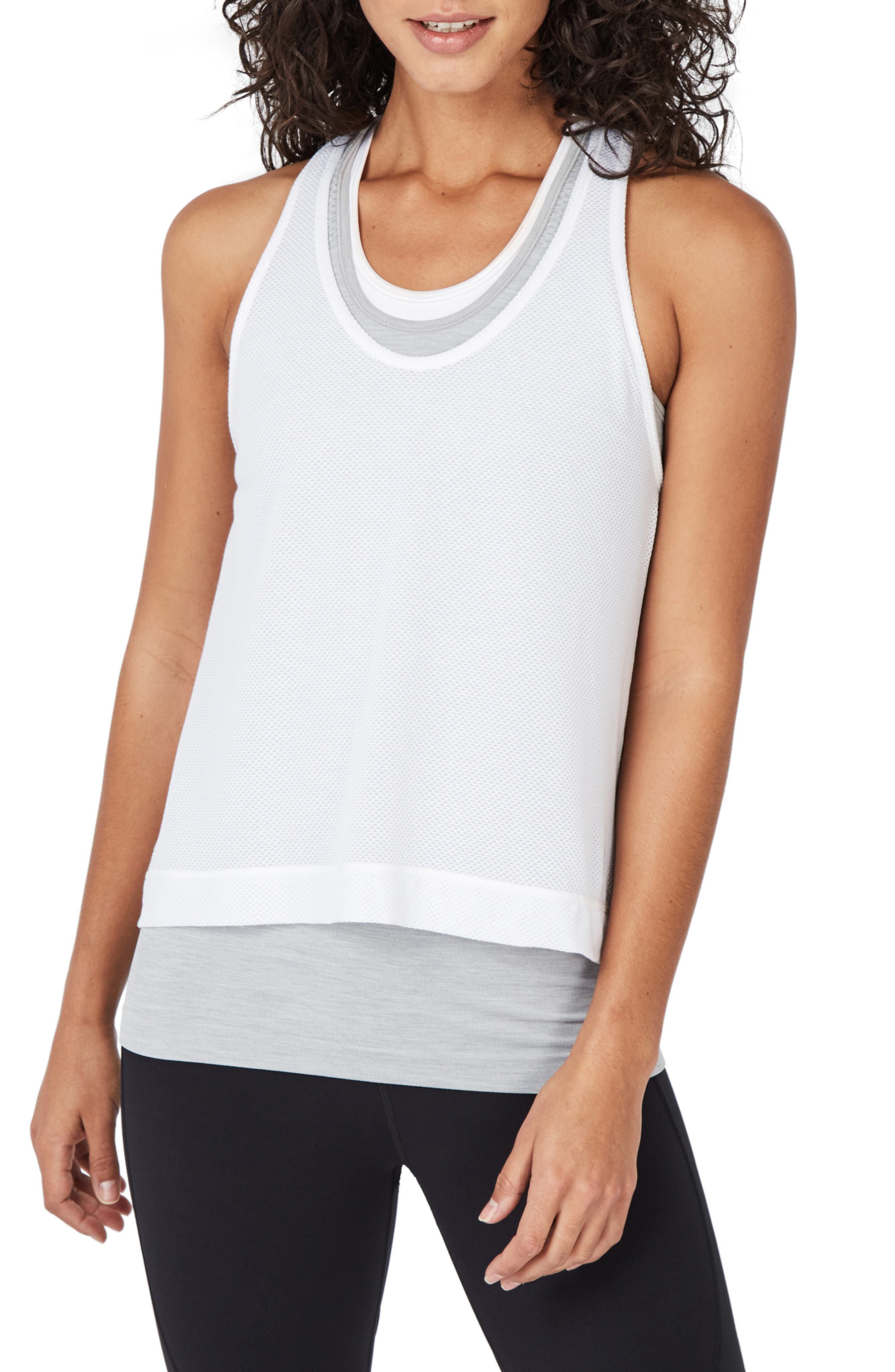 Clothes, Shoes & Accessories Sweaty Betty Grey Training Vest Xs