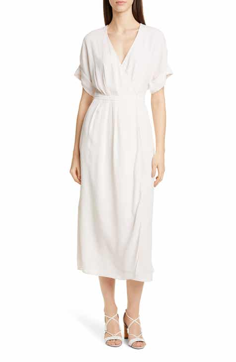 Equipment Tavine Midi Dress