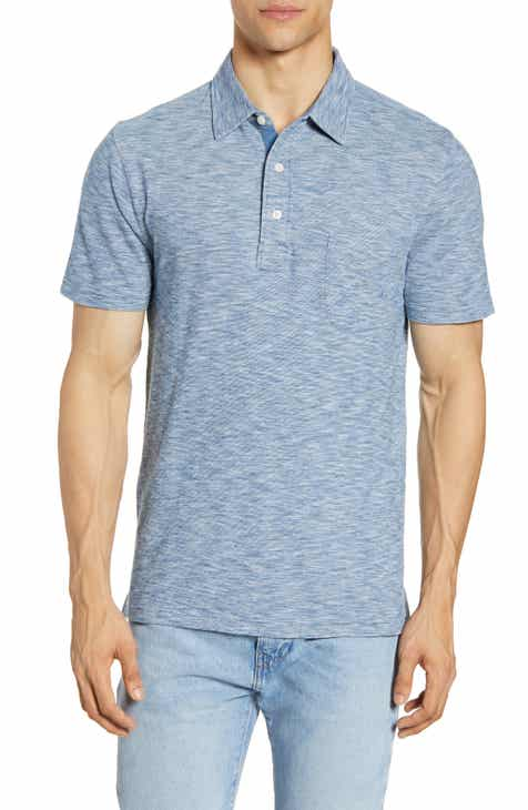 06223caa Faherty Stripe Polo