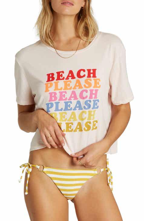 Billabong Beach Please Tee