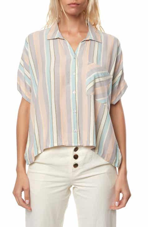 29650b3c6b7620 teal blouses for women | Nordstrom