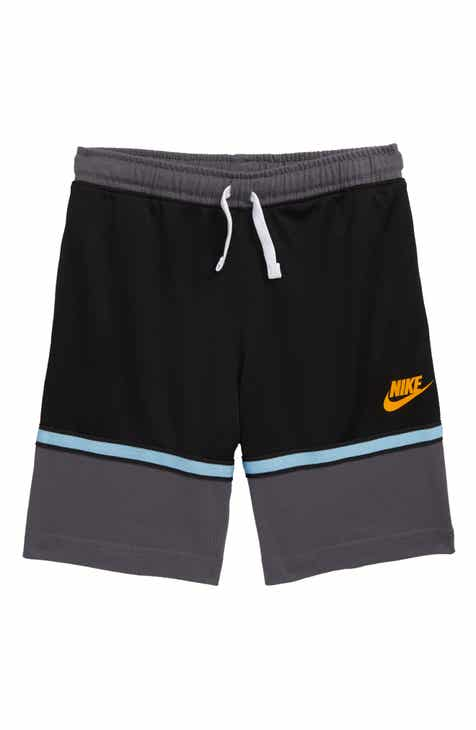 942cd0d593 Nike Just Do It Two-Tone Mesh Athletic Shorts (Toddler Boys & Little Boys)