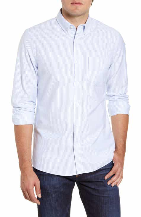 62914b70a 1901 Slim Fit Washed Oxford Shirt
