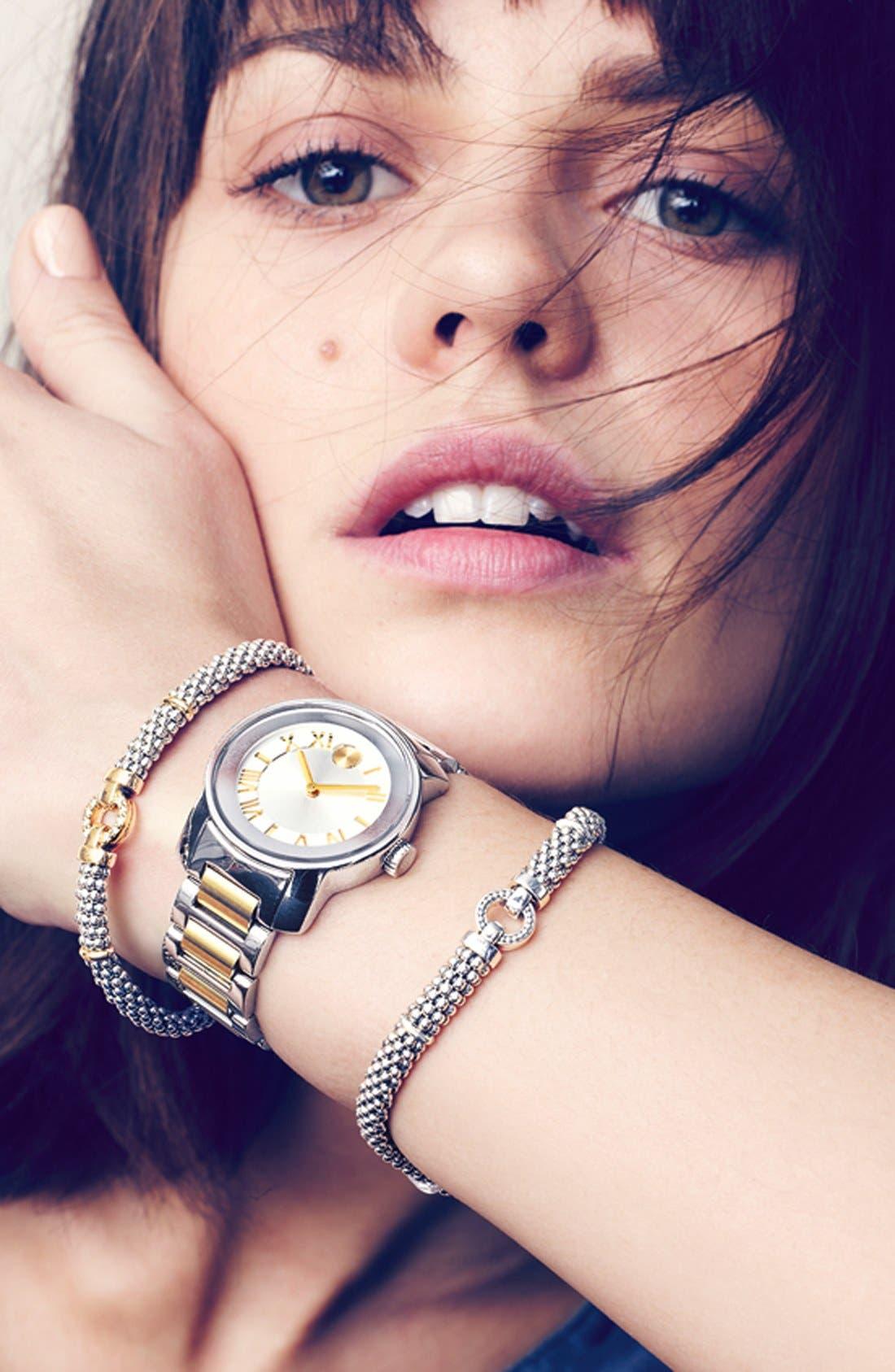 Alternate Image 2  - LAGOS Enso Diamond Bracelet