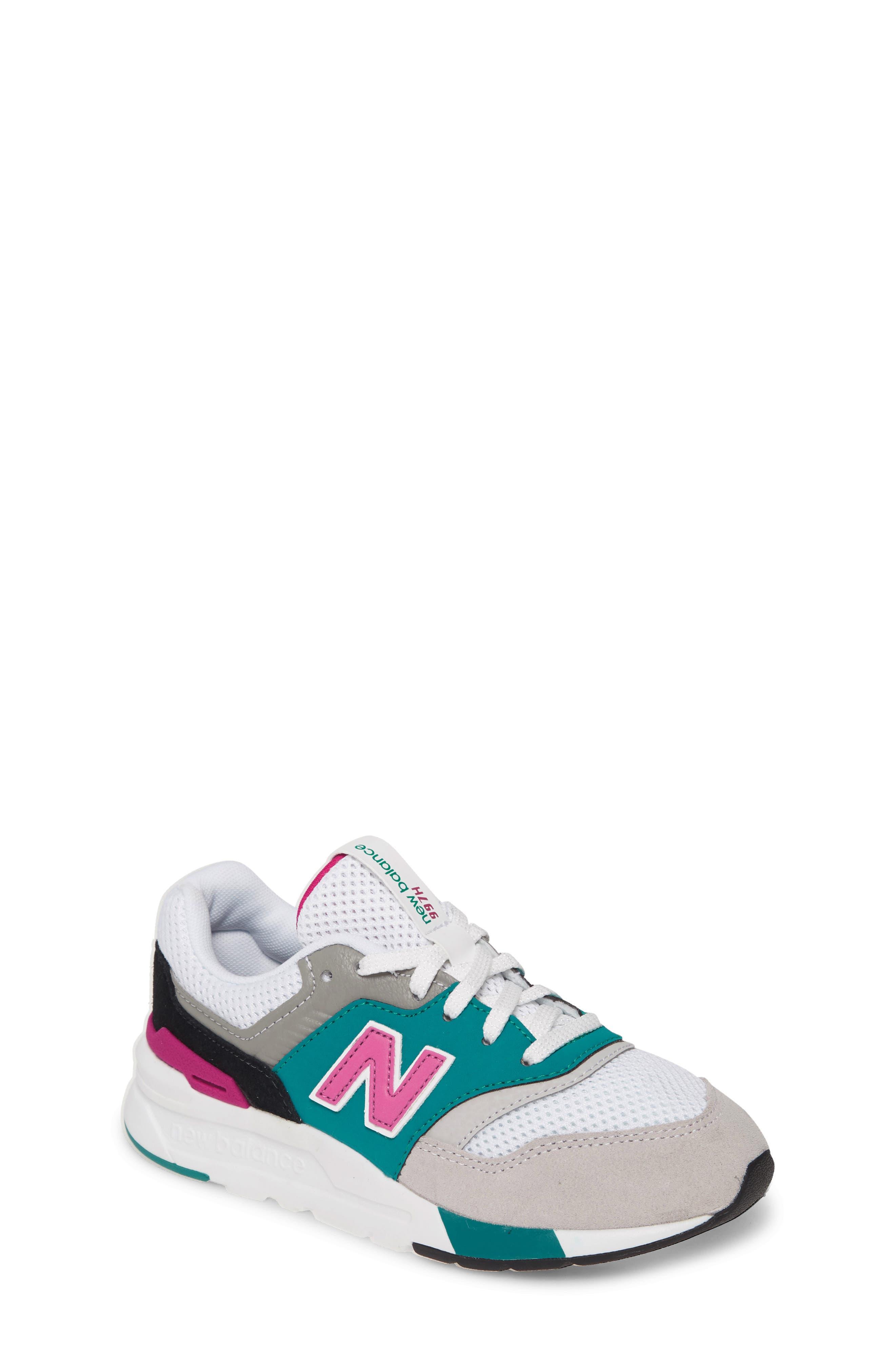 Toddler girl new balance sneakers