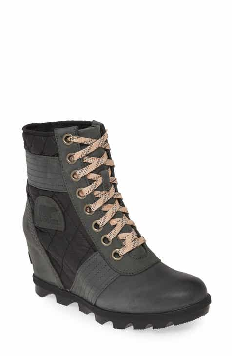 403487d0d1f Wedge Boots for Women | Nordstrom