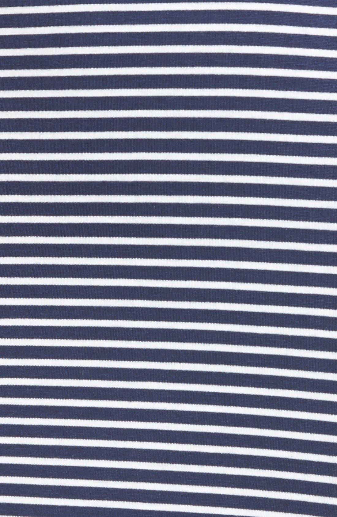 Alternate Image 3  - Leith Stripe Body-Con Dress