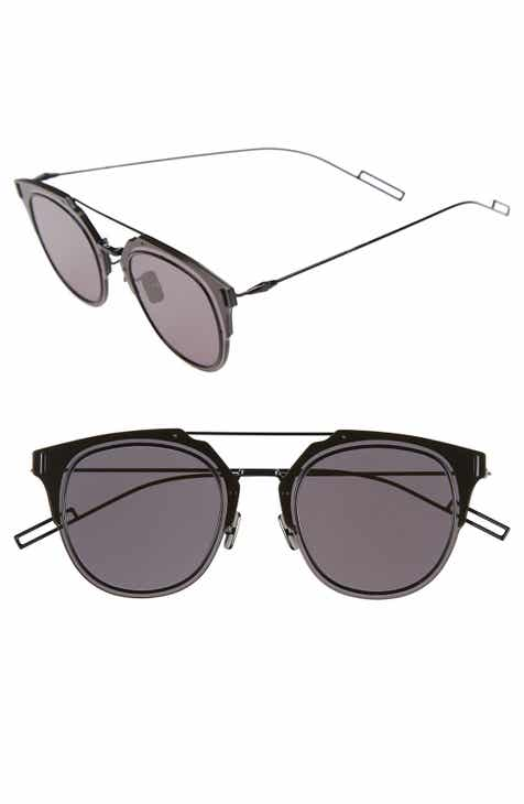 9f6da6fb85 Dior  Composit 1.0S  62mm Metal Shield Sunglasses