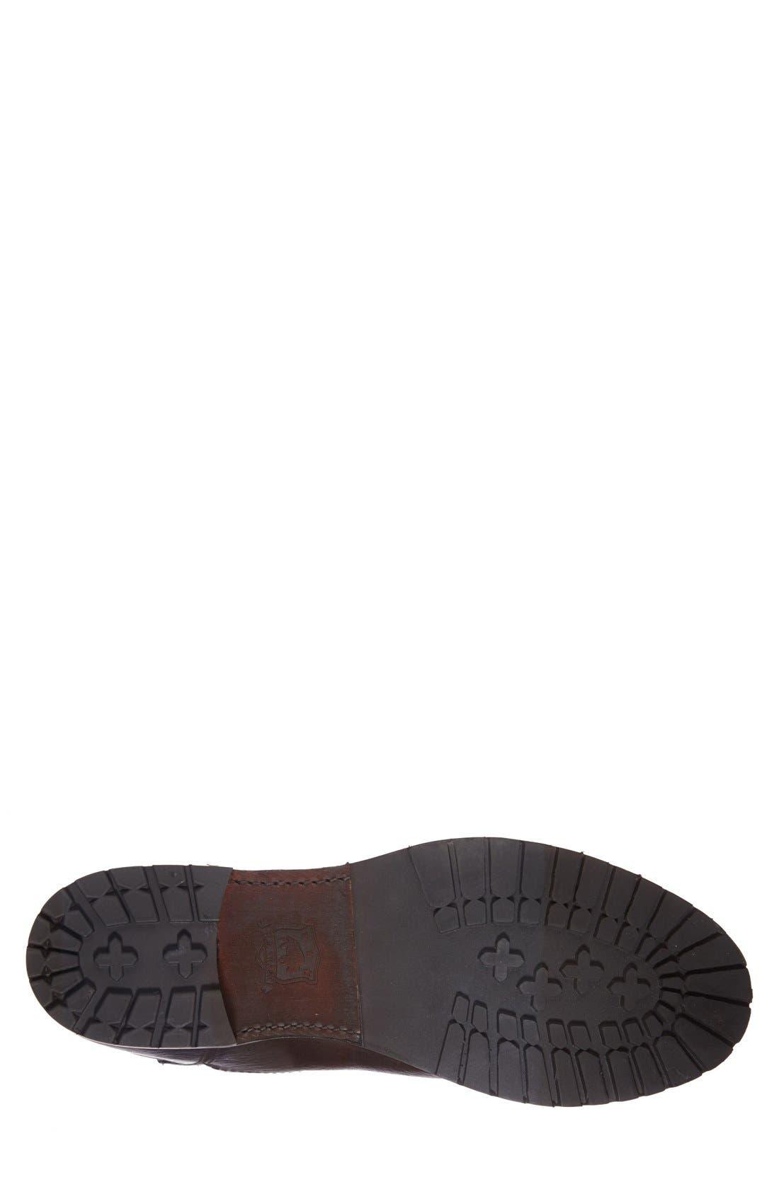 'Austin' Boot,                             Alternate thumbnail 2, color,                             Bourbon
