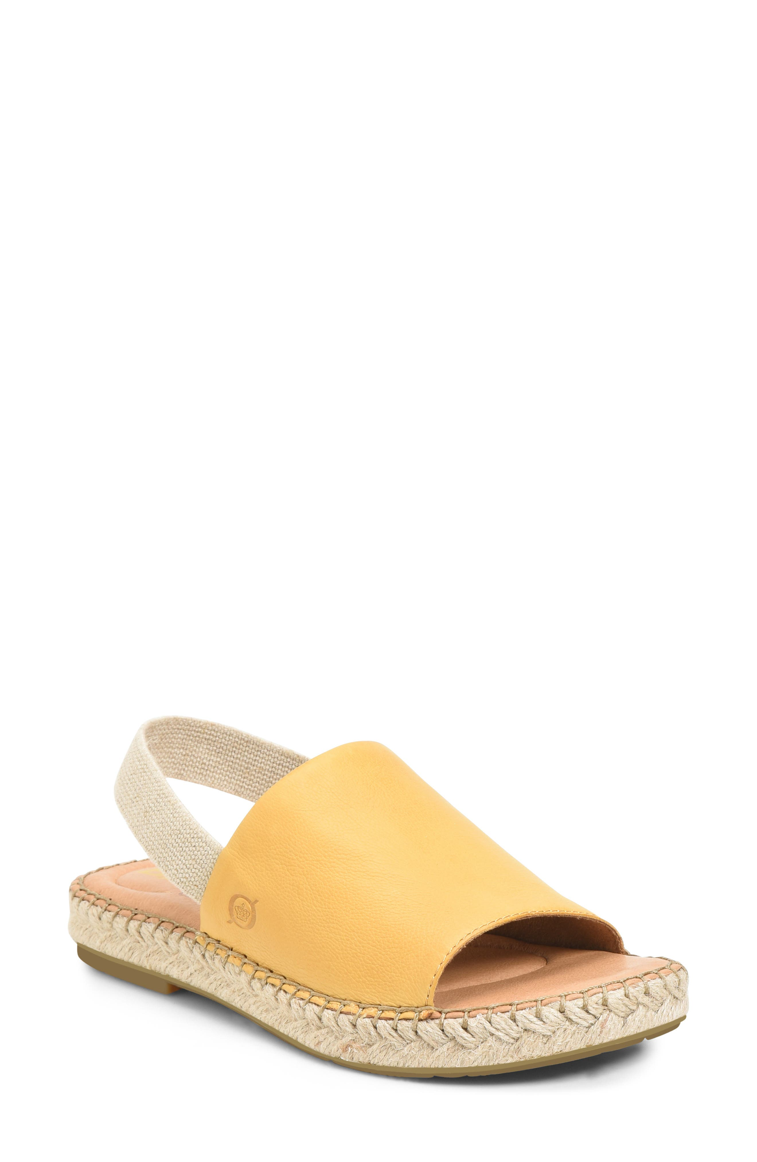 Yellow Espadrilles for Women   Nordstrom