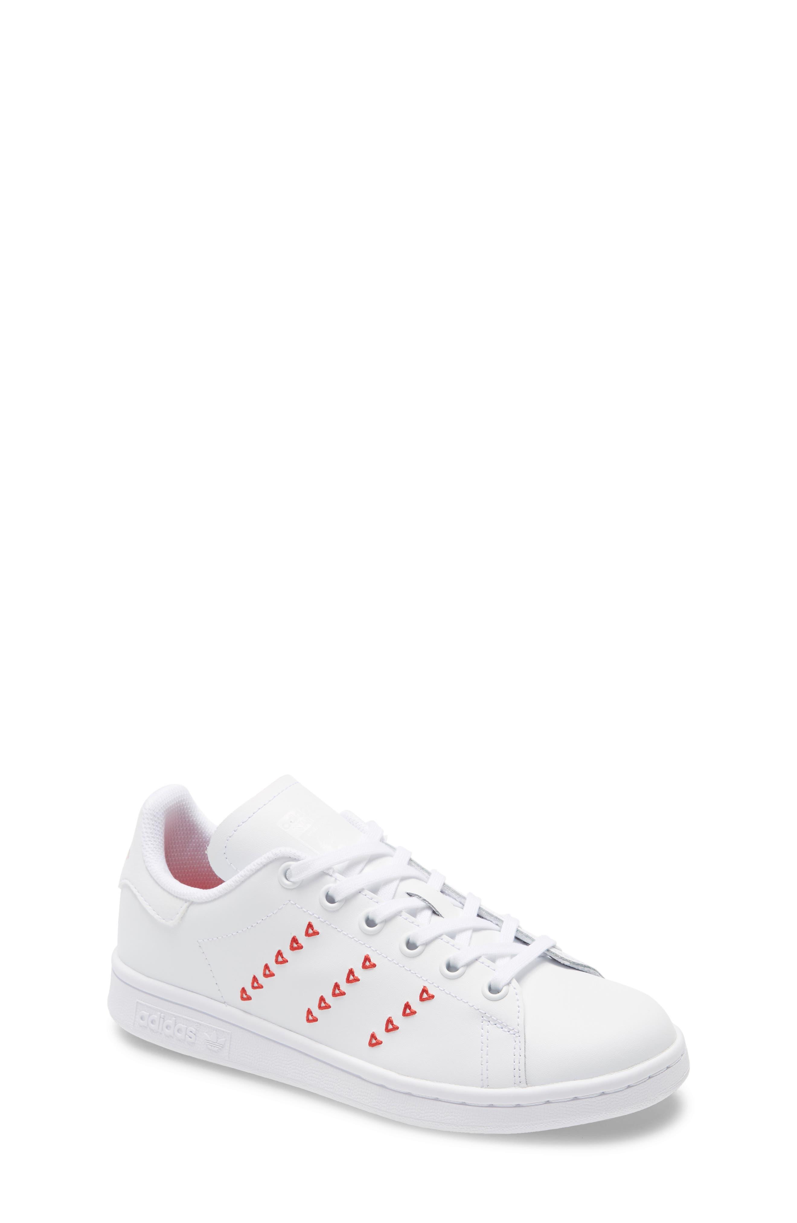 adidas x_plr black white grade school girls& 39