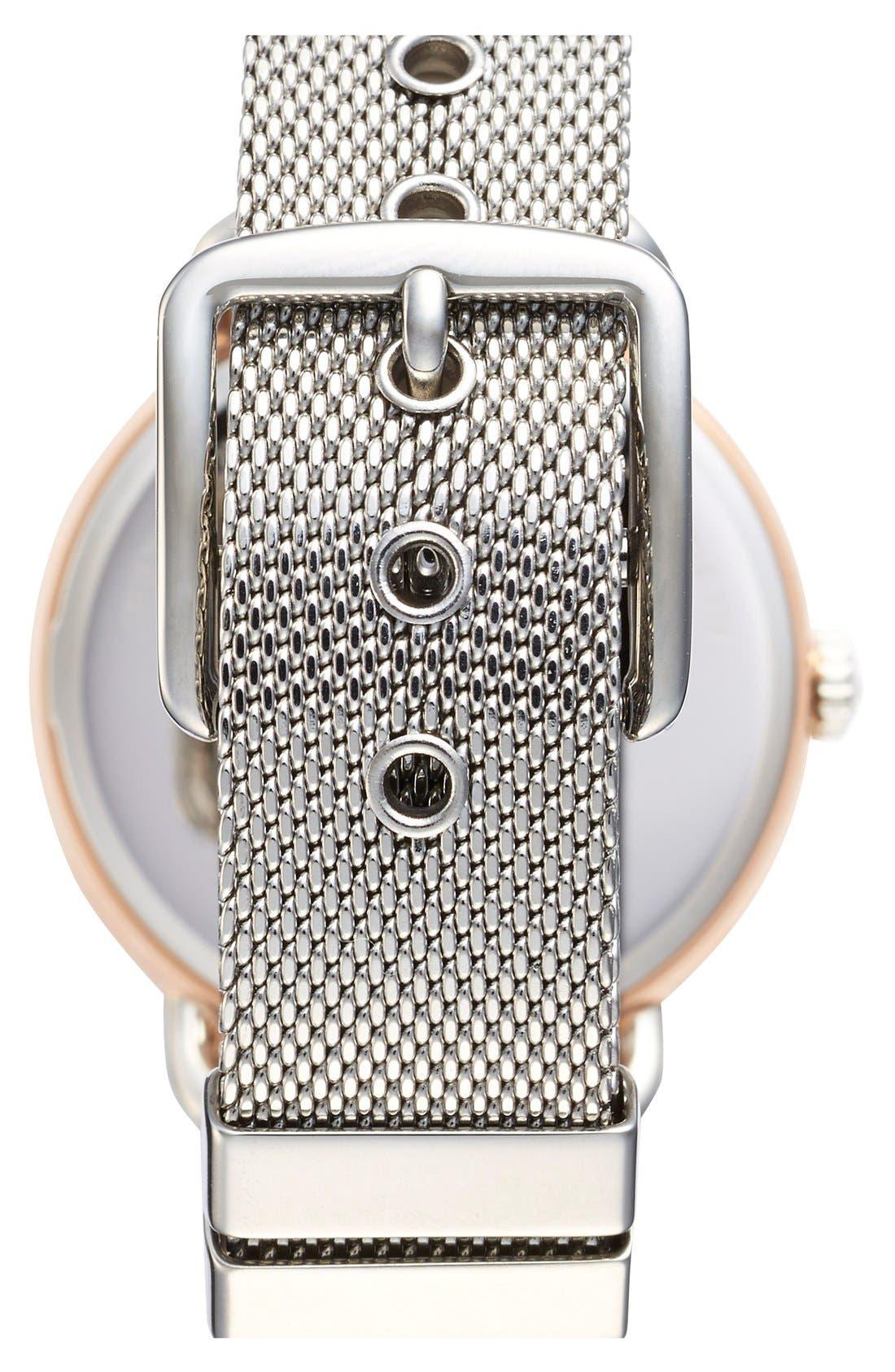 Alternate Image 2  - COACH 'Delancey' Round Watch, 36mm