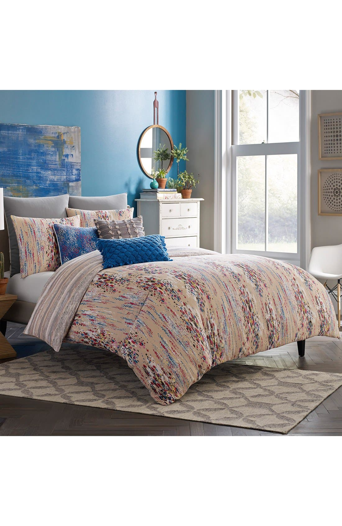 Blissliving Home Bellas Artes Duvet Cover & Sham Set