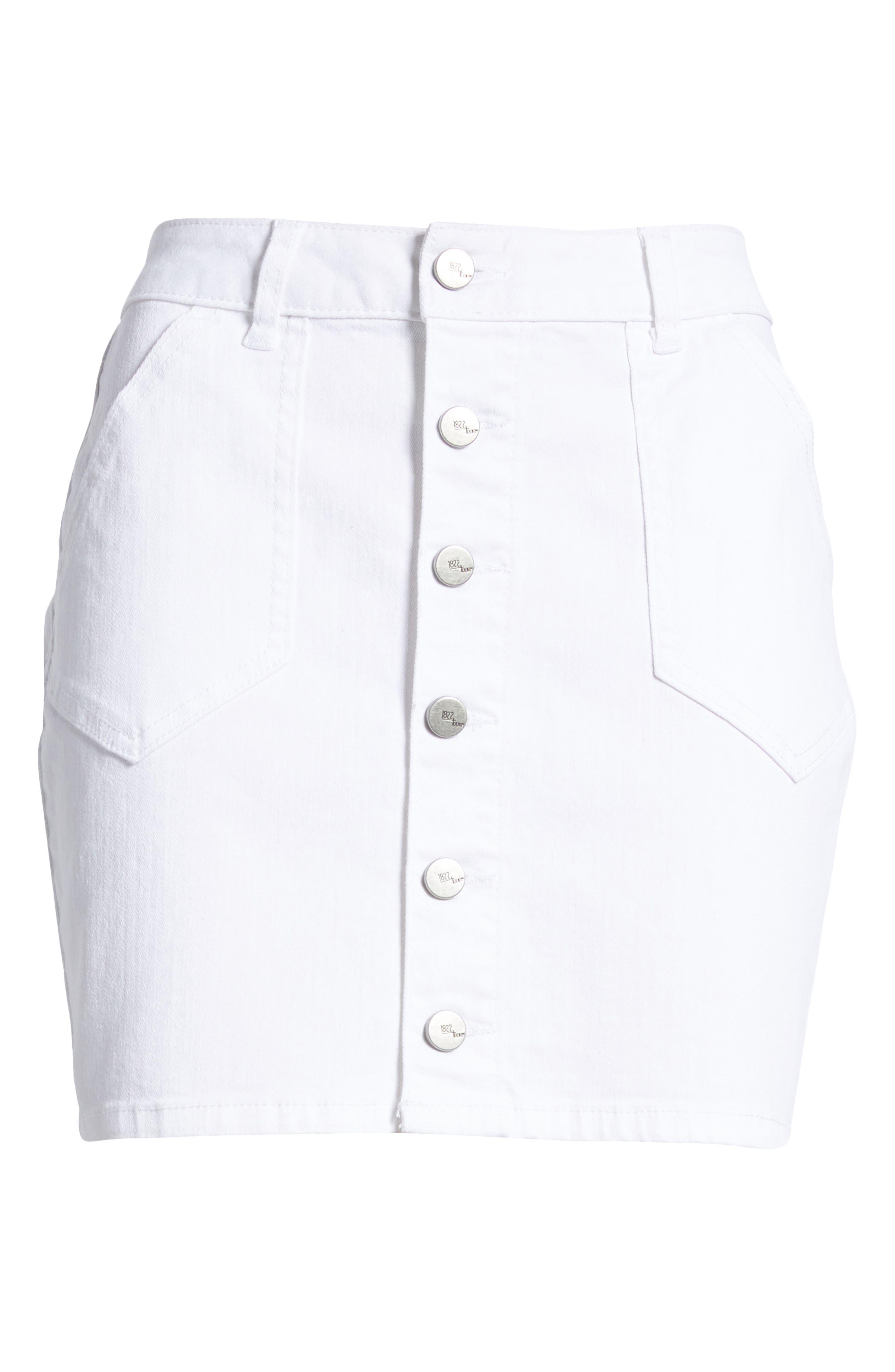 Womens Wrap Skort Denim Wrap Skirt Shorts Summer Holiday Side Slit Bodycon Dress