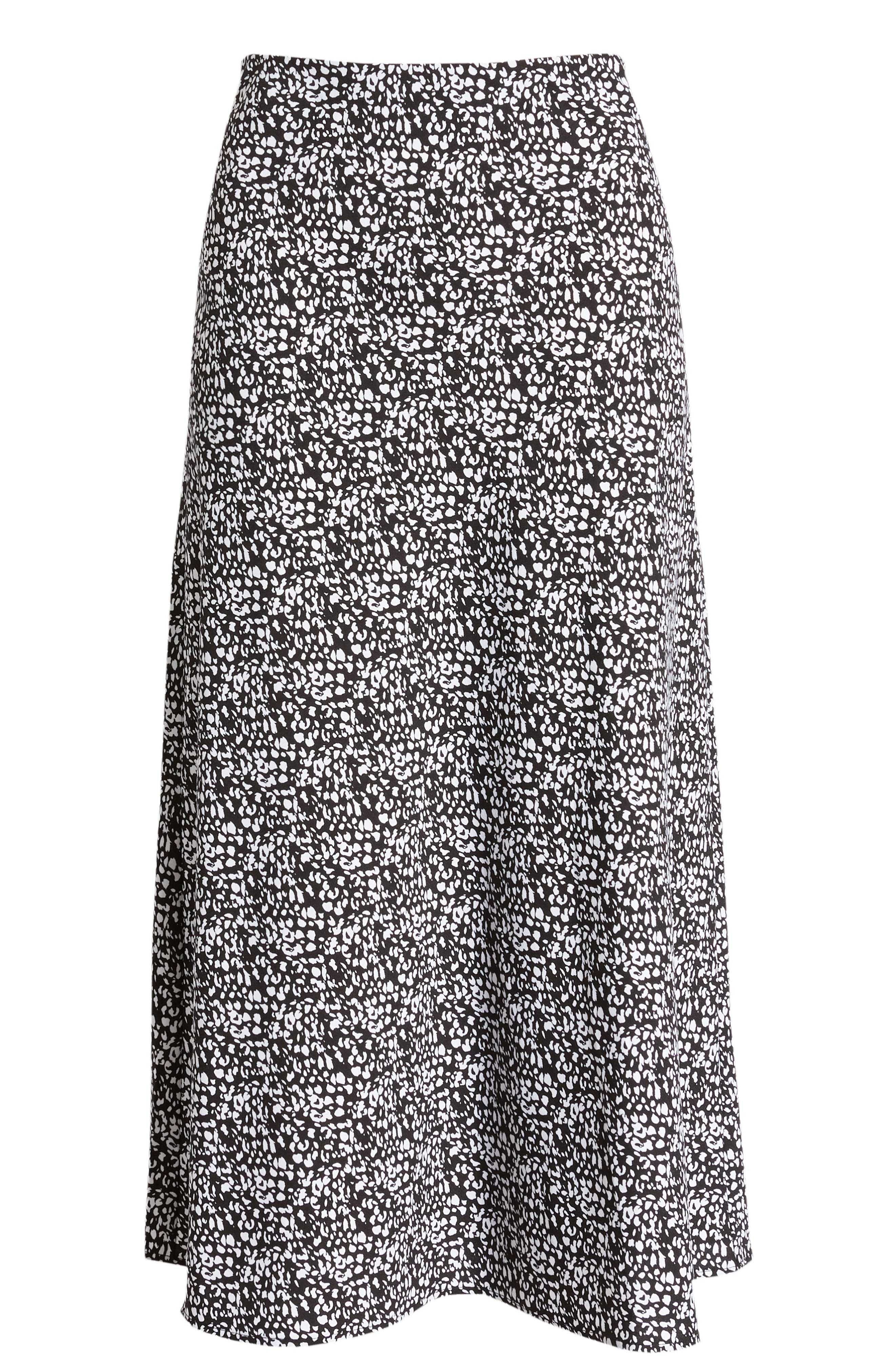 Roxy Juniors Flip It Smocked Woven Skirt