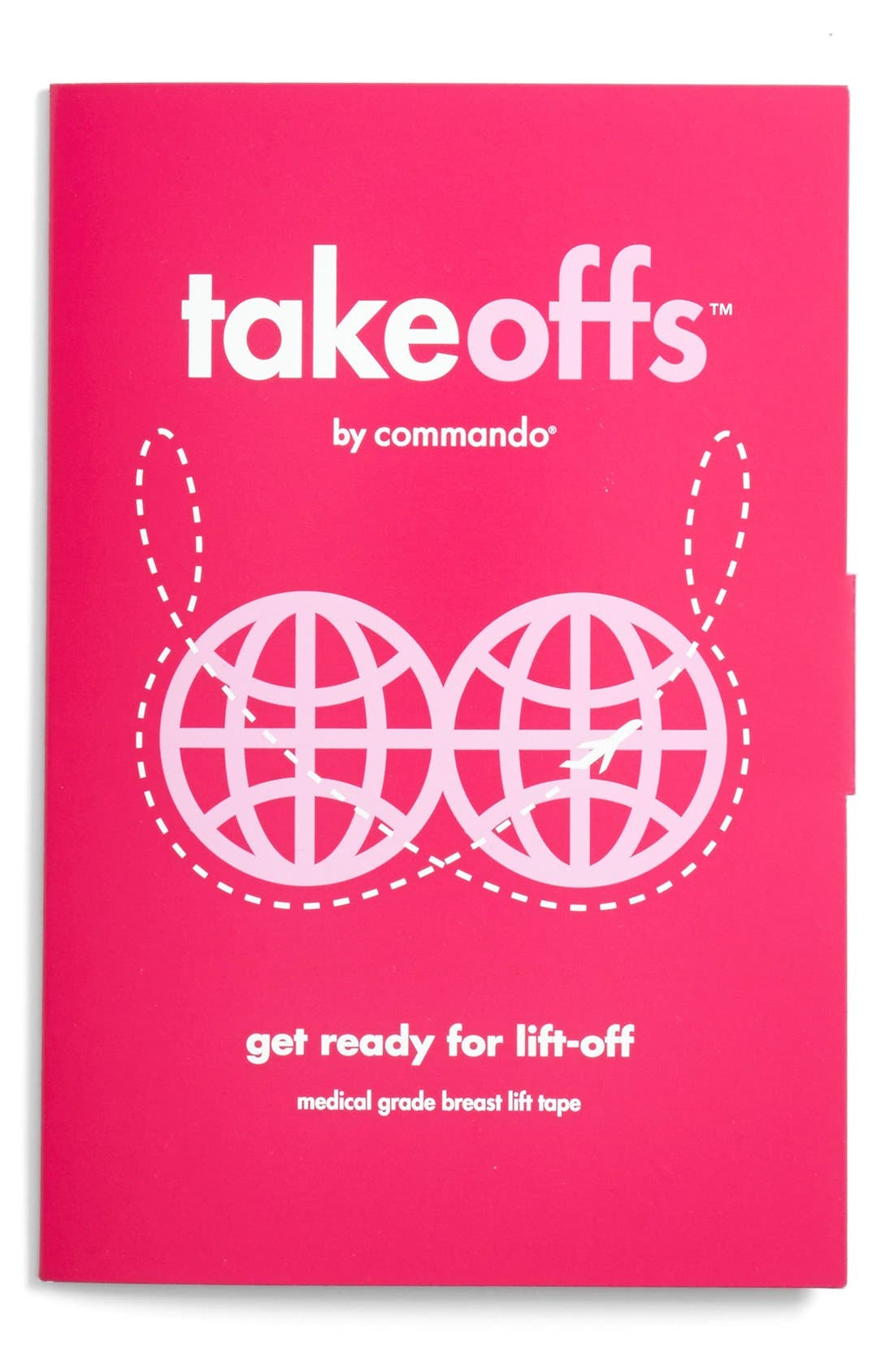 'take Offs' Breast Lift Tape by Commando
