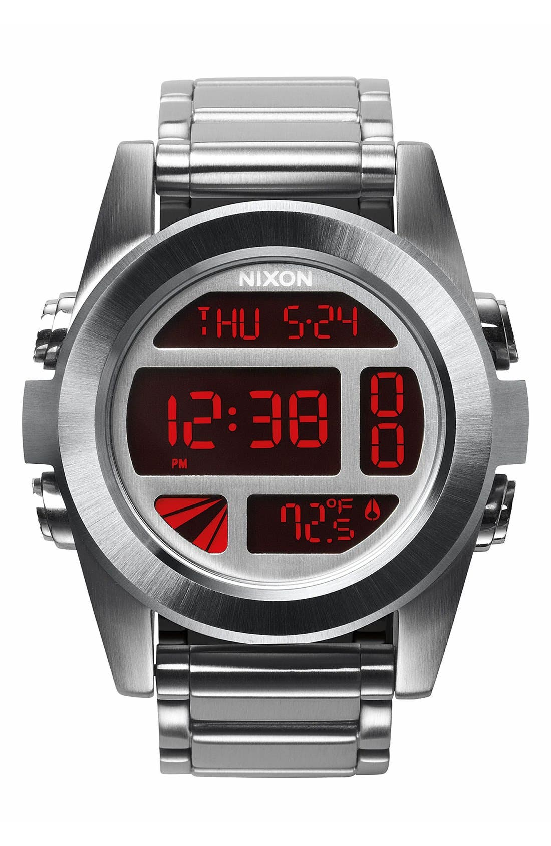NIXON The Unit Bracelet Watch, 50mm