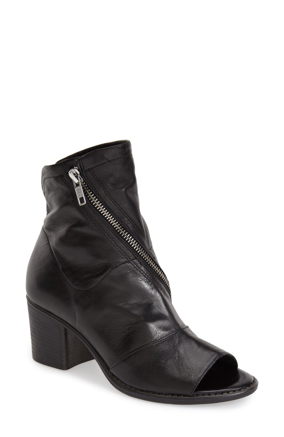 Summit 'Fantasia' Open Toe Bootie (Women)