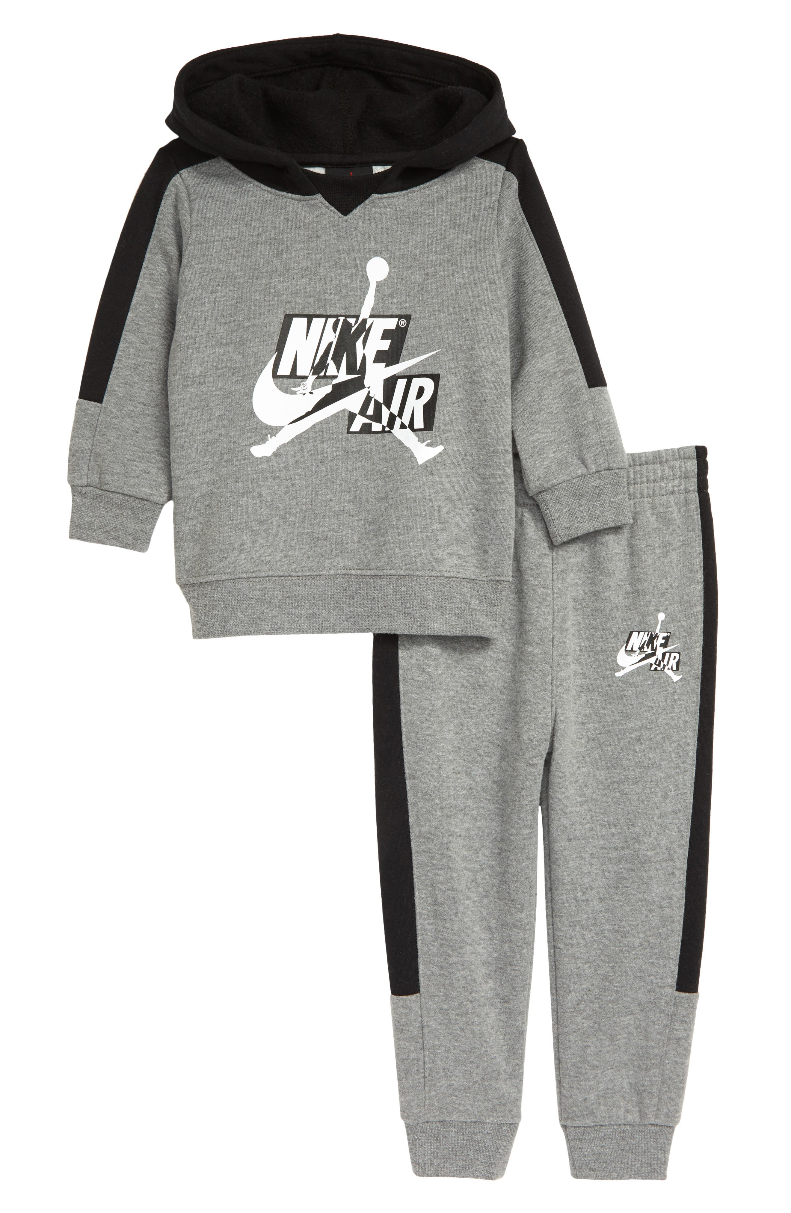 Nike Baby Boy 2 Piece Hooded Jogging Set ~ Navy Blue /& White ~ Just Do It ~