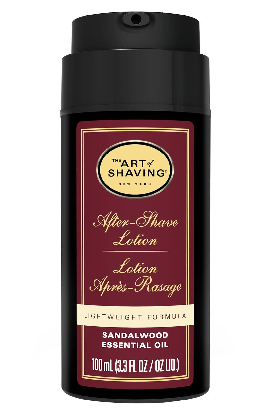 The Art of Shaving® After-Shave Lotion