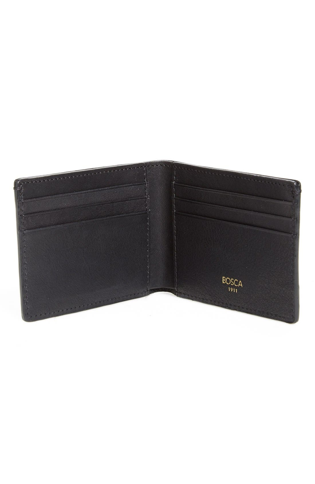 Alternate Image 2  - Bosca Leather Wallet