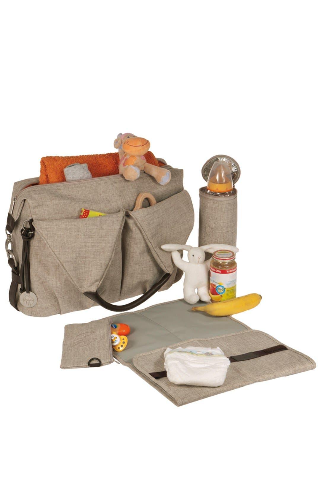 Alternate Image 3  - Lässig 'Green Label - Neckline' Diaper Bag