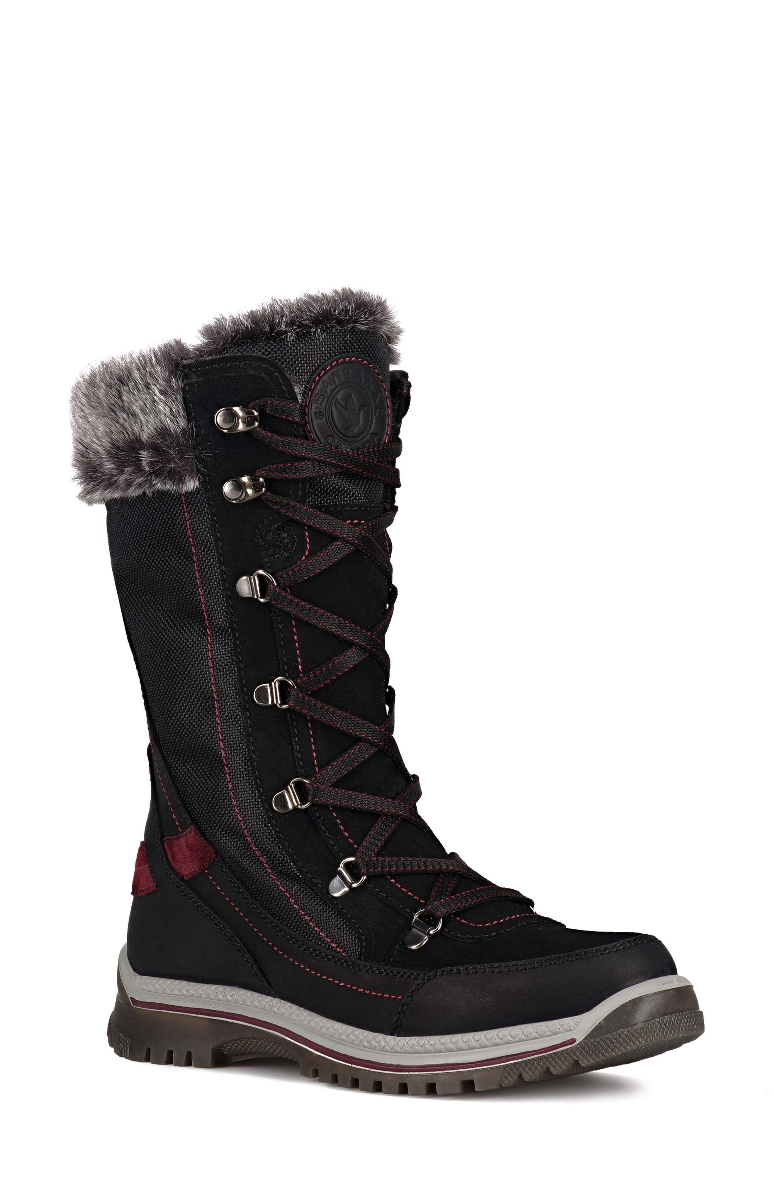 Women's Black Santana Canada Shoes