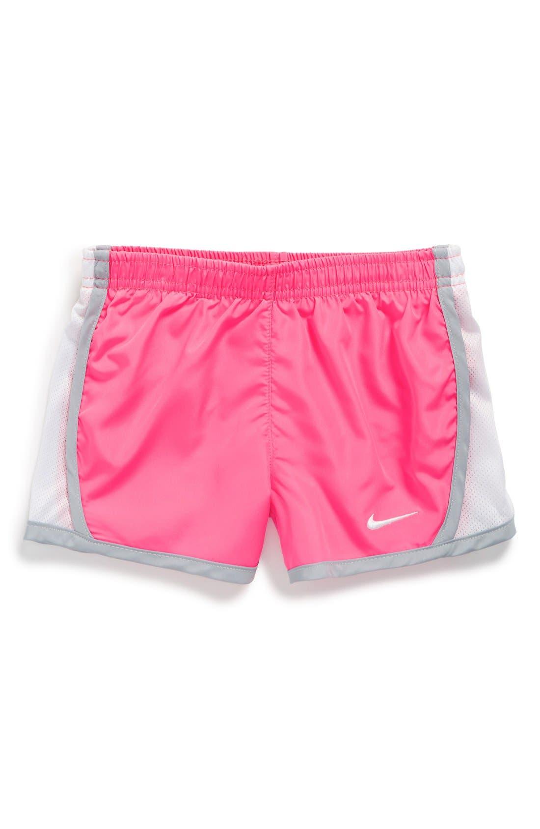 Tempo Dri-FIT Shorts,                             Main thumbnail 1, color,                             Pink Pow