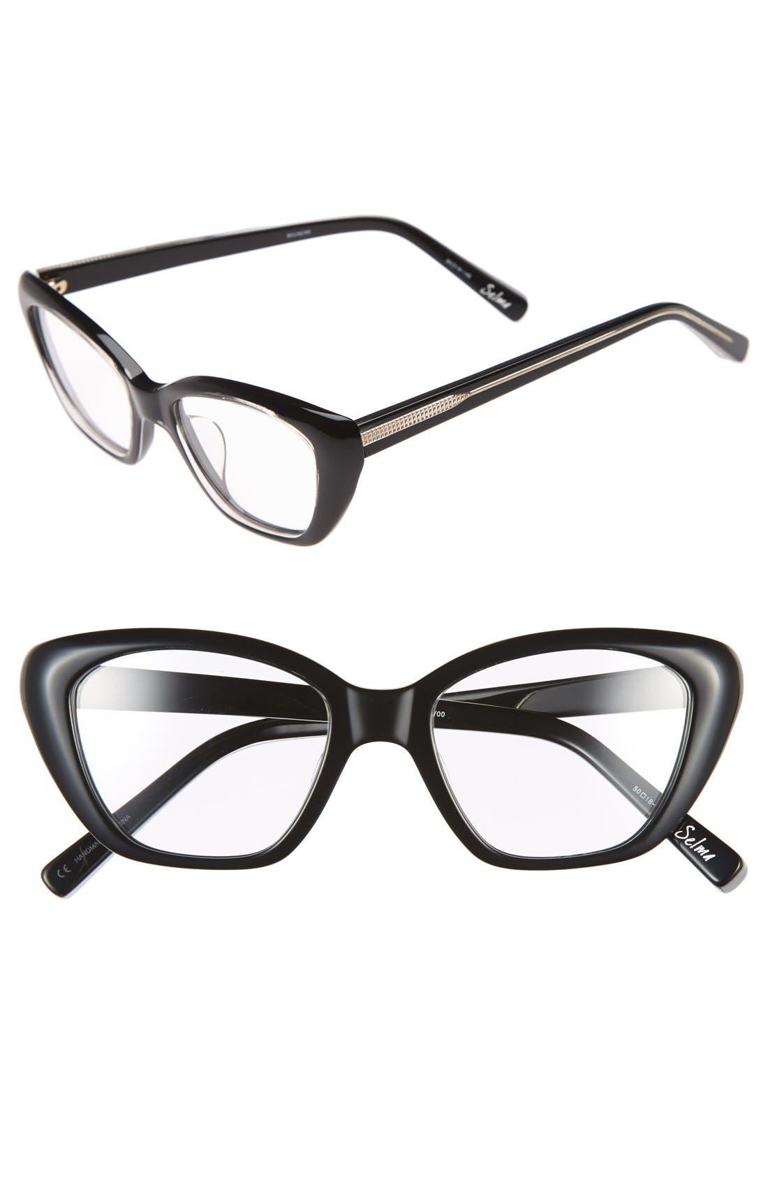 Elizabeth and James 'Selma' 50mm Optical Glasses