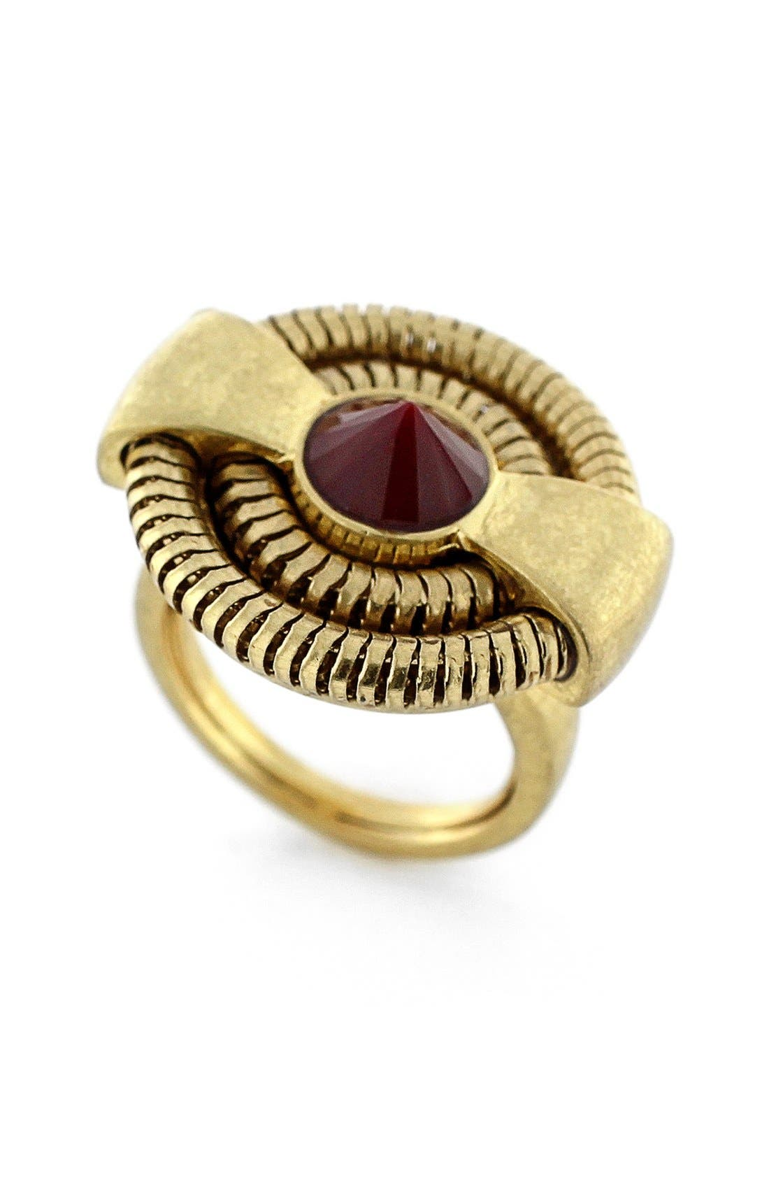 Alternate Image 1 Selected - Vince Camuto 'Belle of the Bazaar' Small Statement Ring