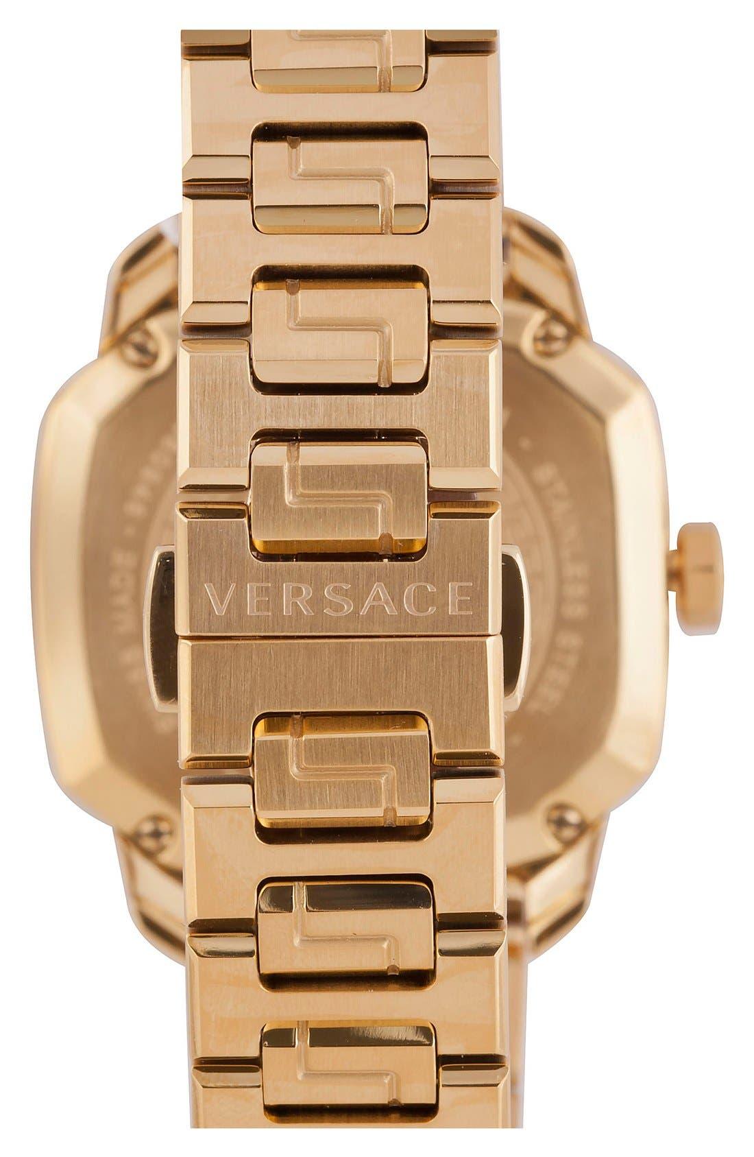 Alternate Image 2  - Versace 'Dylos' Bracelet Watch, 35mm