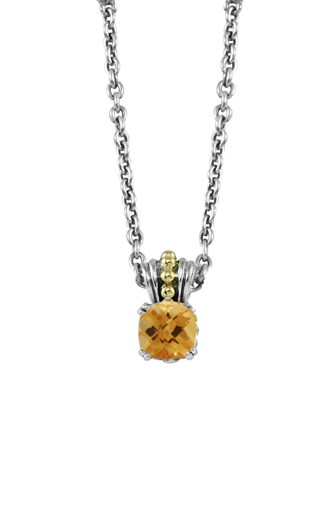 Main Image - LAGOS 'Prism' Pendant Necklace