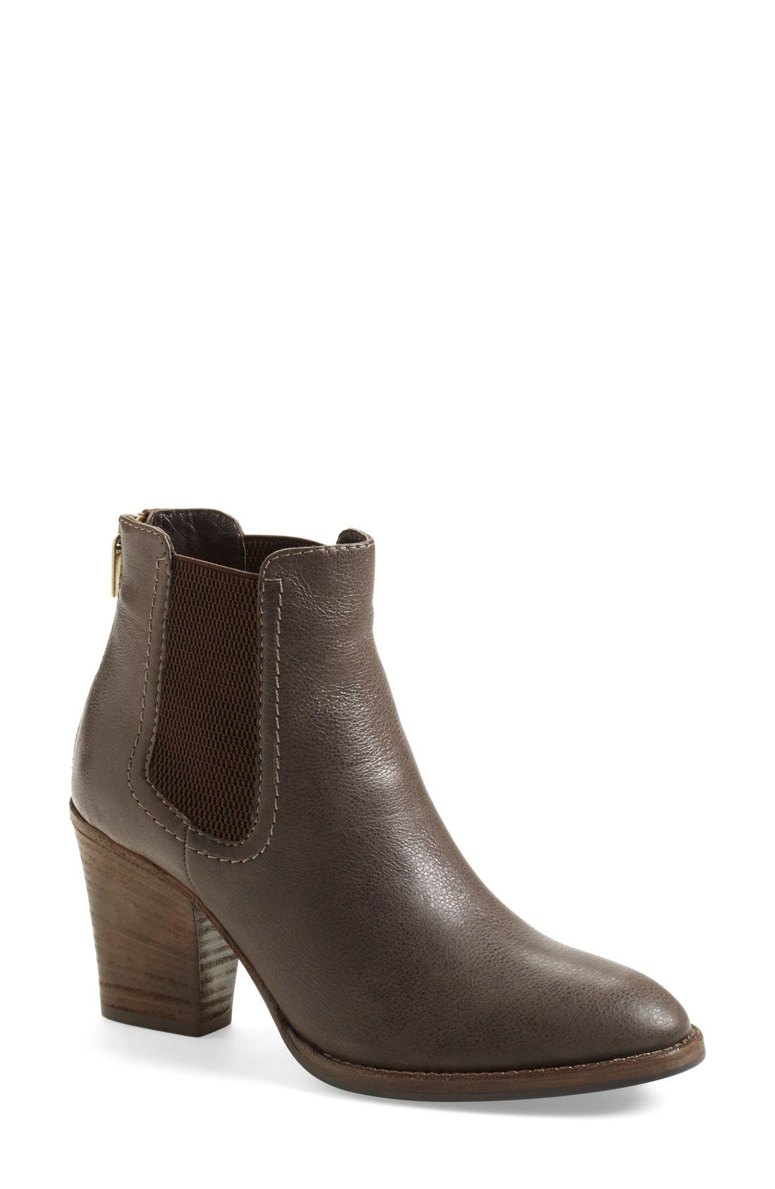 Main Image - Aquatalia 'Fairly' Weatherproof Ankle Bootie (Women)