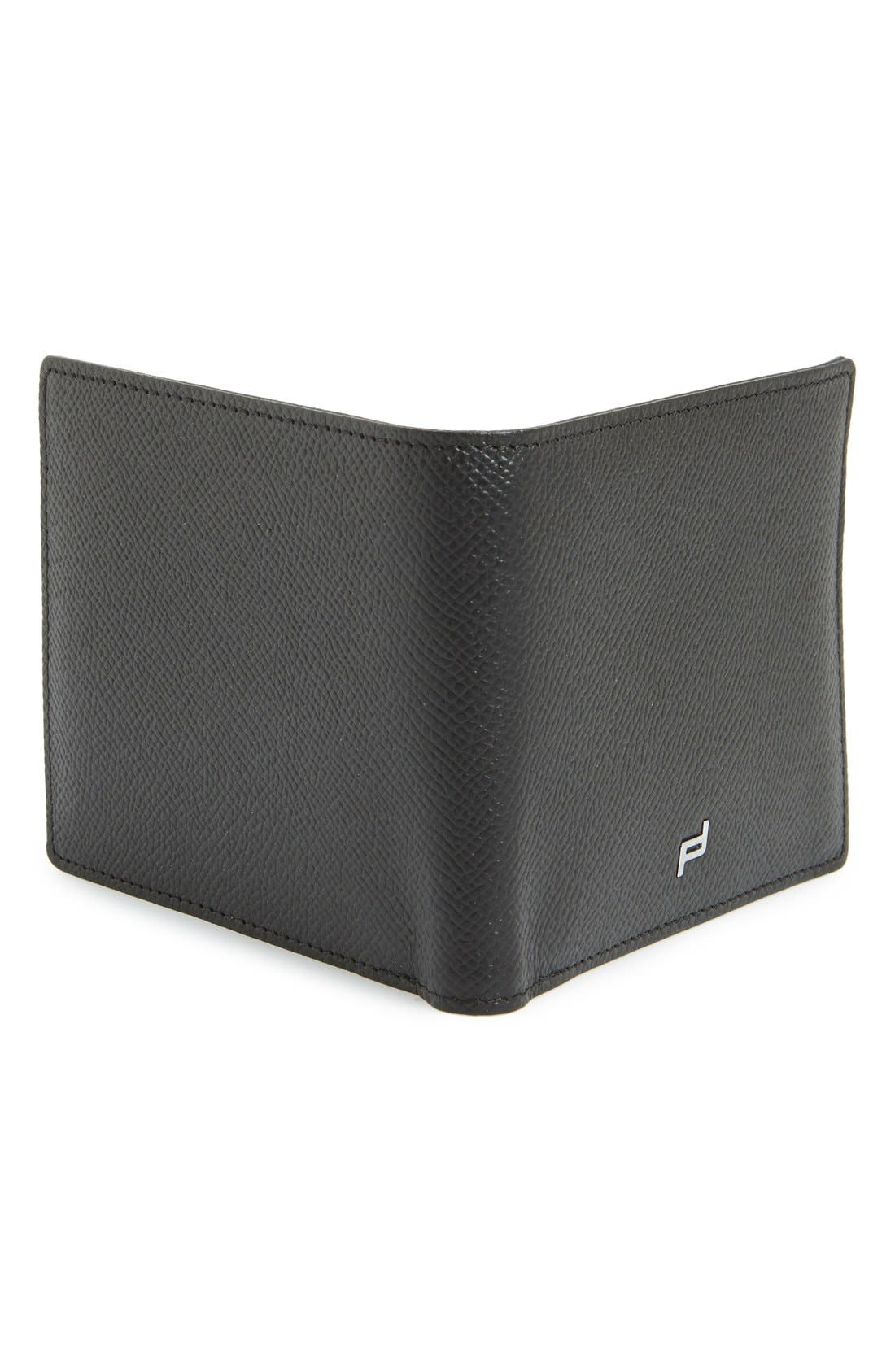 'FC 3.0'' Leather Bifold Wallet,                             Alternate thumbnail 3, color,                             Black