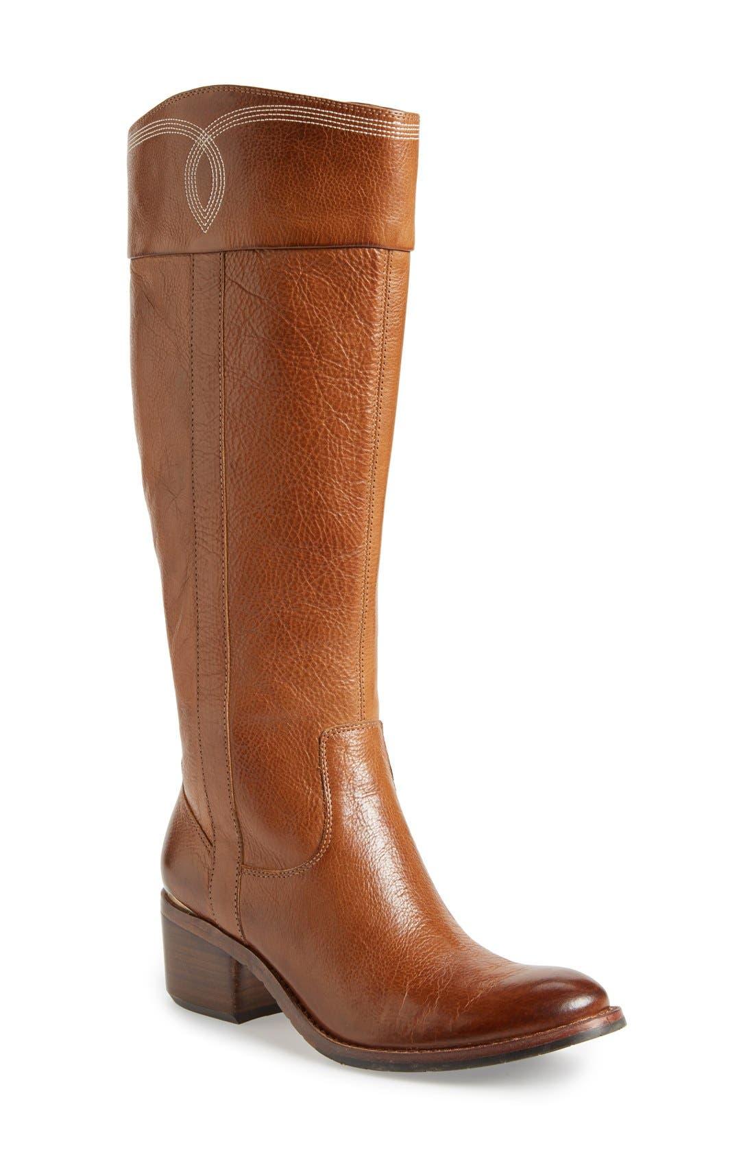 Alternate Image 1 Selected - Donald J Pliner'Willi' Tall Boot (Women)