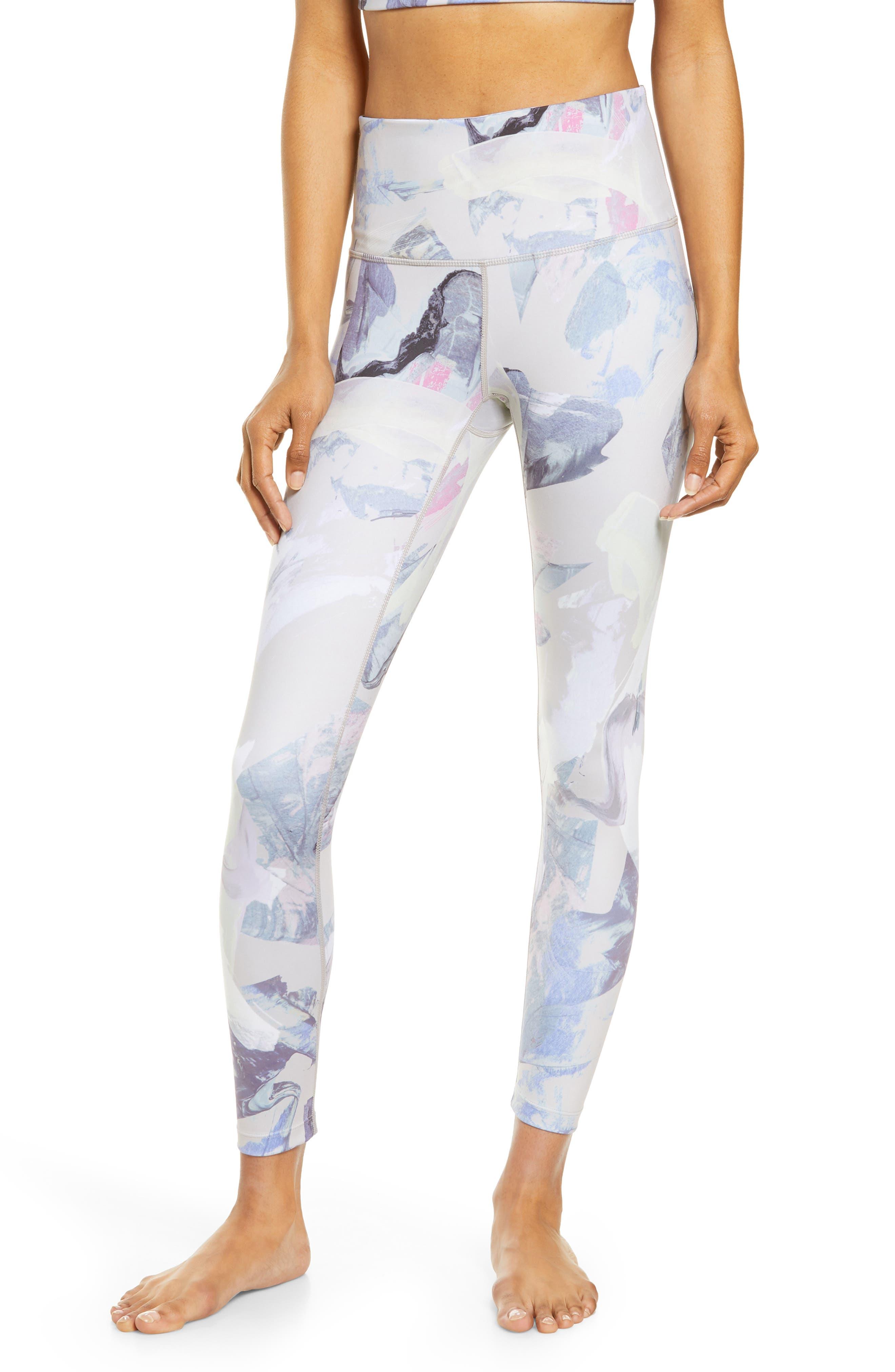 Black Leggings Personalised Geometric Printed Activewear Leggings For Women Women/'s Sportswear Medium-Rise Printed Joggers For Women