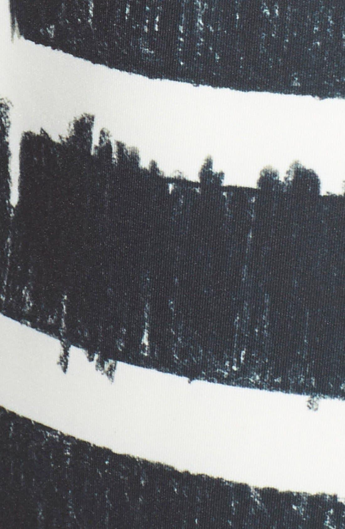 Alternate Image 3  - Hunter Bell 'Hannah' Print NeopreneFit & FlareDress