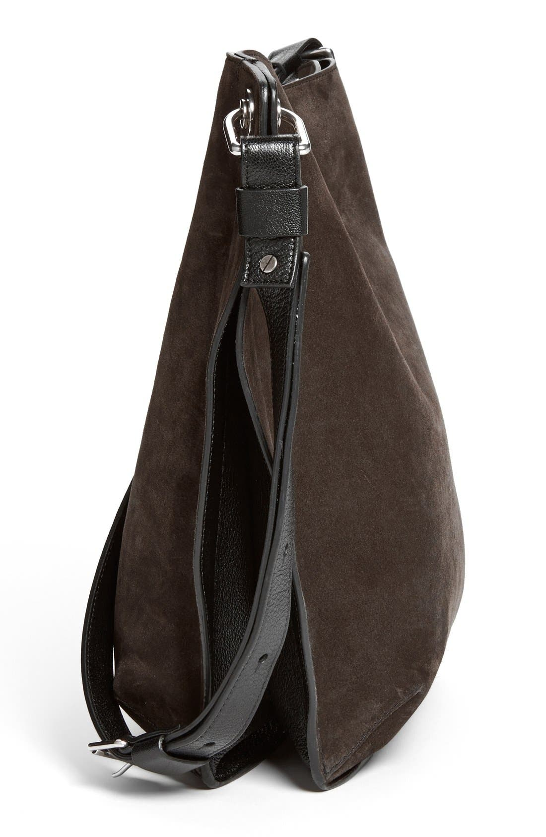 Alternate Image 4  - Proenza Schouler 'Large Prospect' Suede Tote