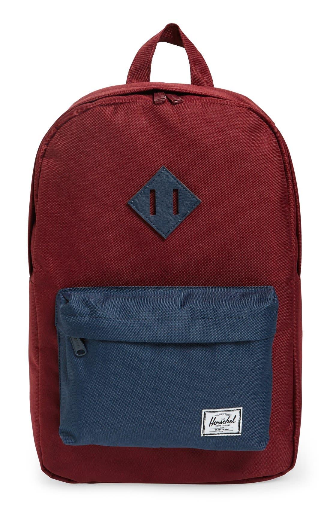 Main Image - Herschel Supply Co. 'Heritage Mid Volume' Backpack