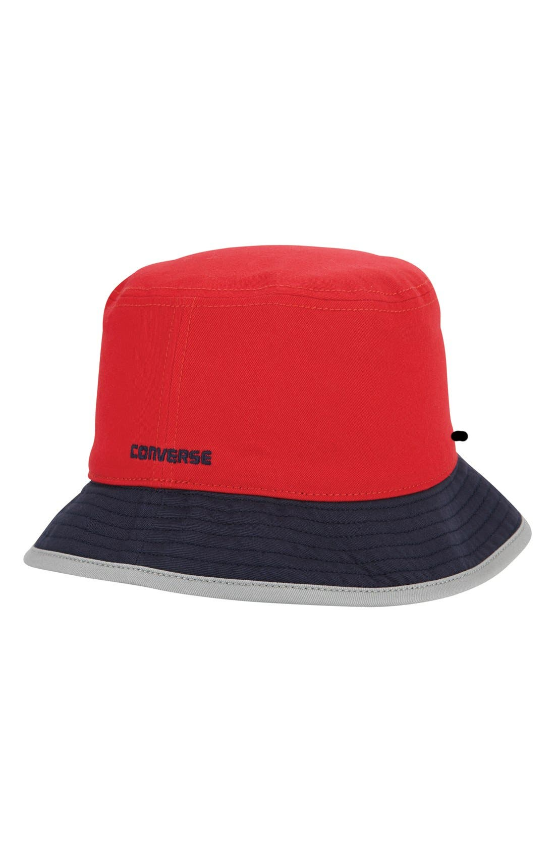 Alternate Image 1 Selected - Converse Reversible Bucket Hat