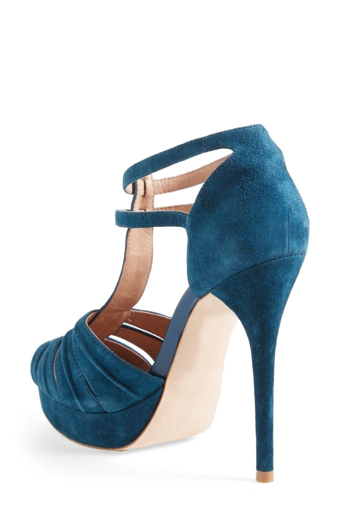 Alternate Image 2  - Joie 'Rexanne' Platform Sandal (Women)