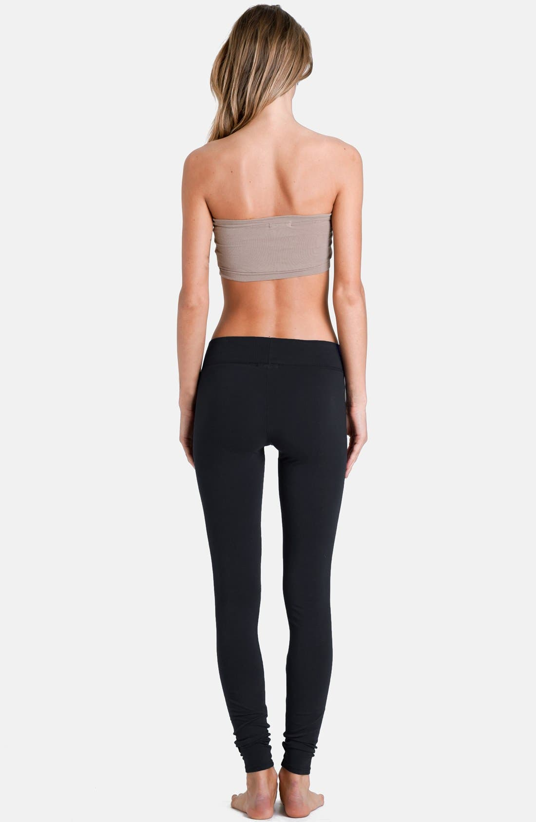 Alternate Image 4  - LAmade Flat Waistband Leggings