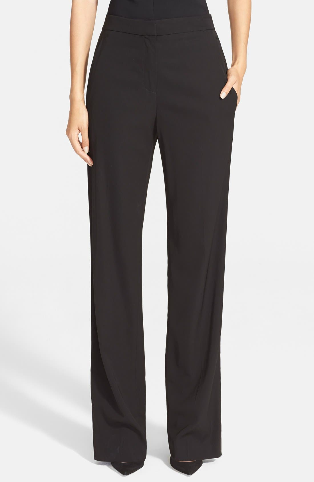 Alternate Image 1 Selected - A.L.C. 'Oliver' Crepe Pants