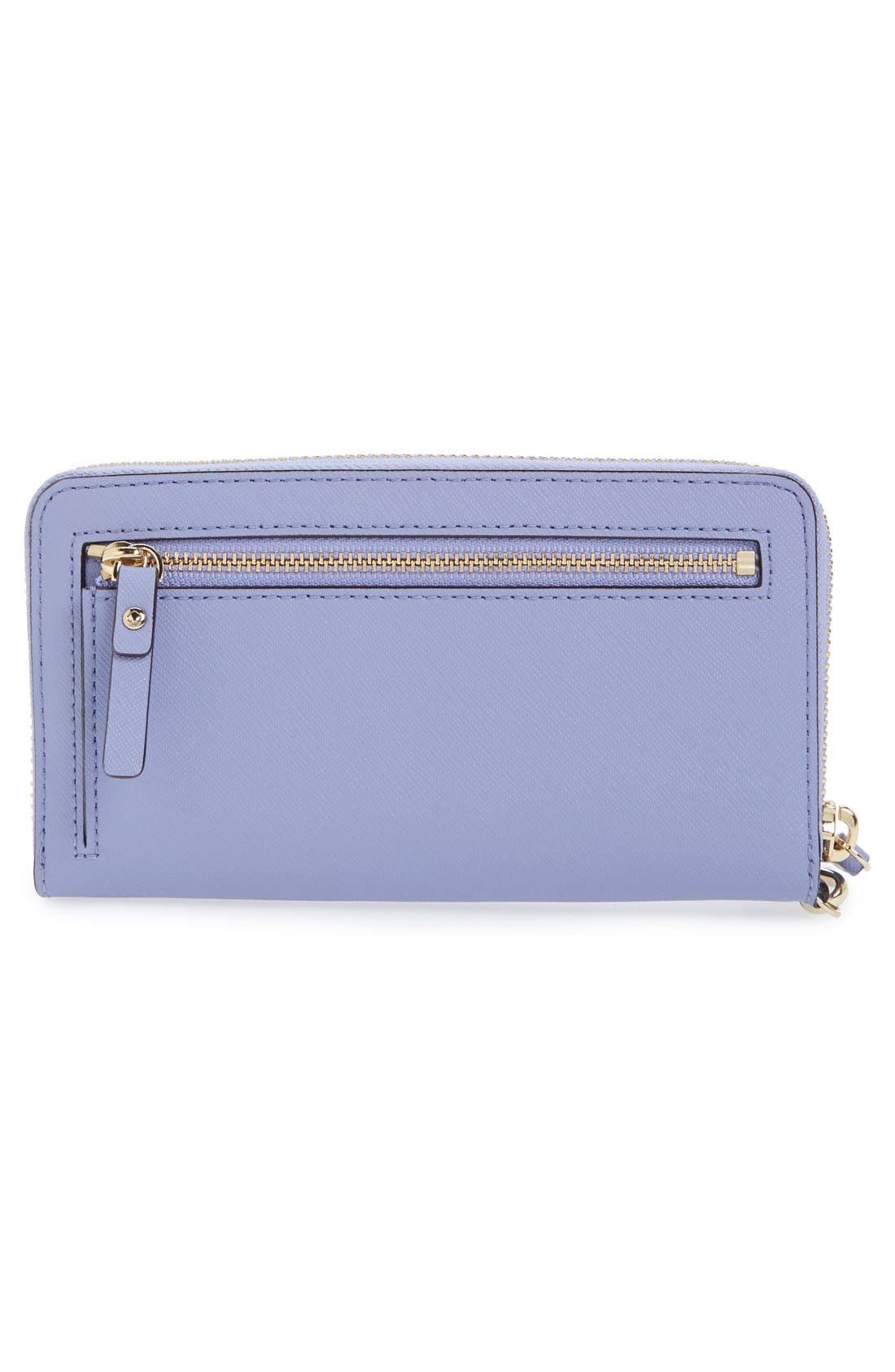 Alternate Image 4  - kate spade new york 'cedar street - jordie' zip around leather wallet