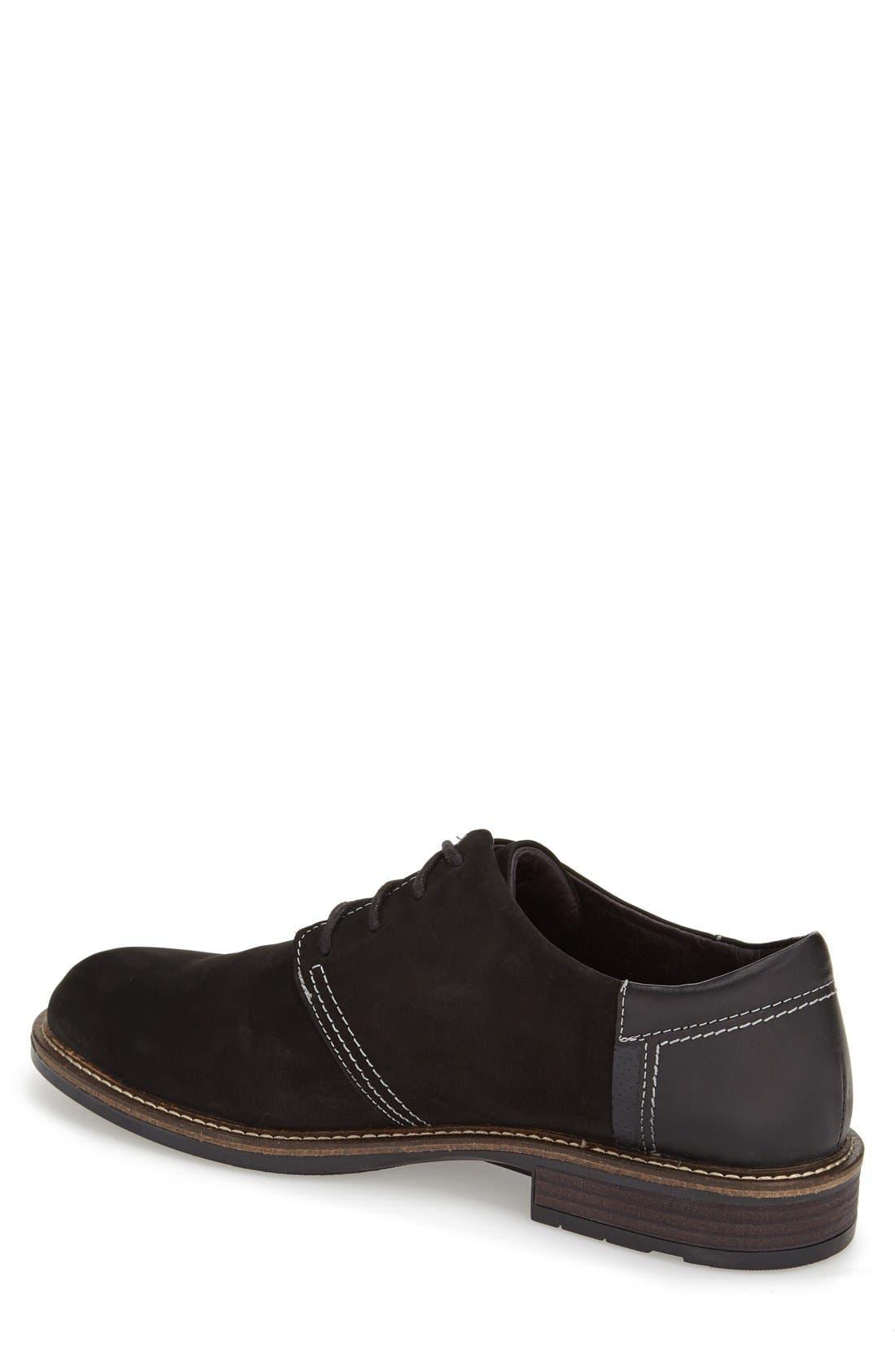 Alternate Image 2  - Naot Plain Toe Derby (Men)