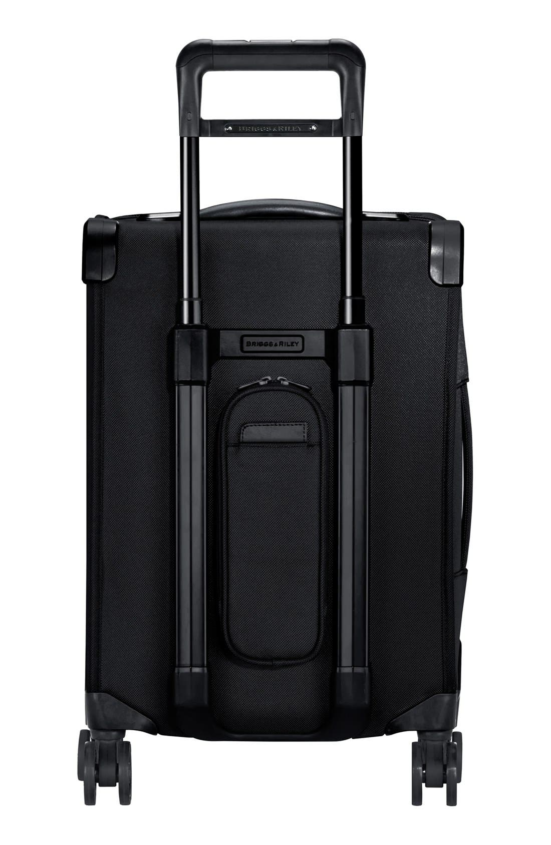 Alternate Image 4  - Briggs & Riley Baseline Domestic 22-Inch Expandable Rolling Carry-On