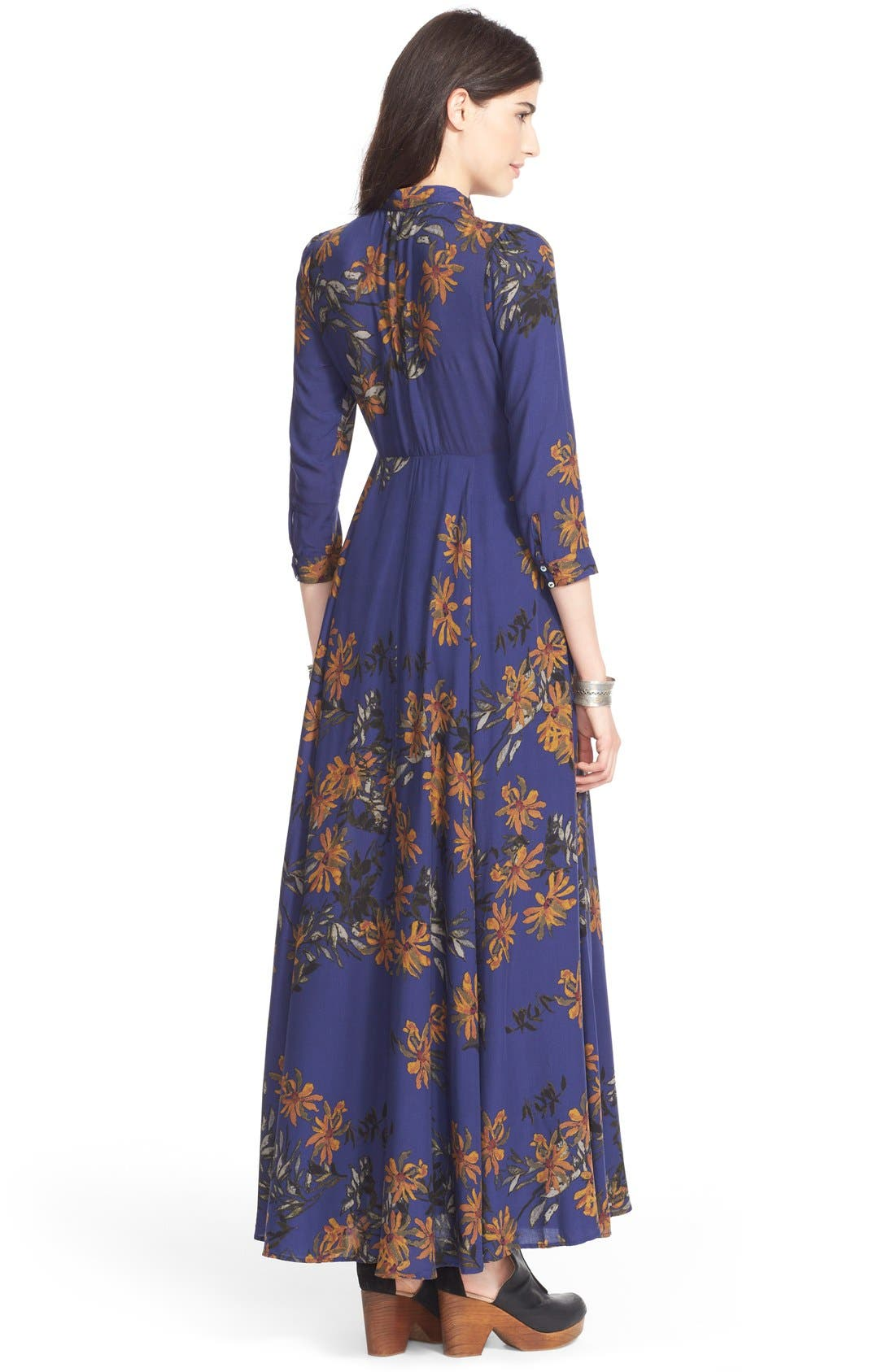 Alternate Image 2  - Free People 'After the Storm' Shirtdress