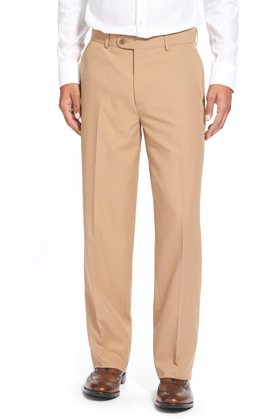 Linea Naturale Washable Micro Twill Pants