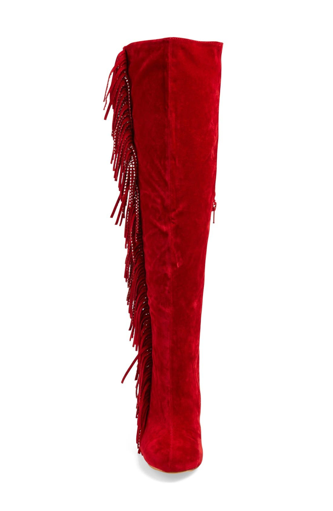 Alternate Image 3  - Lauren Lorraine 'Dolly' Fringe Boot (Women)