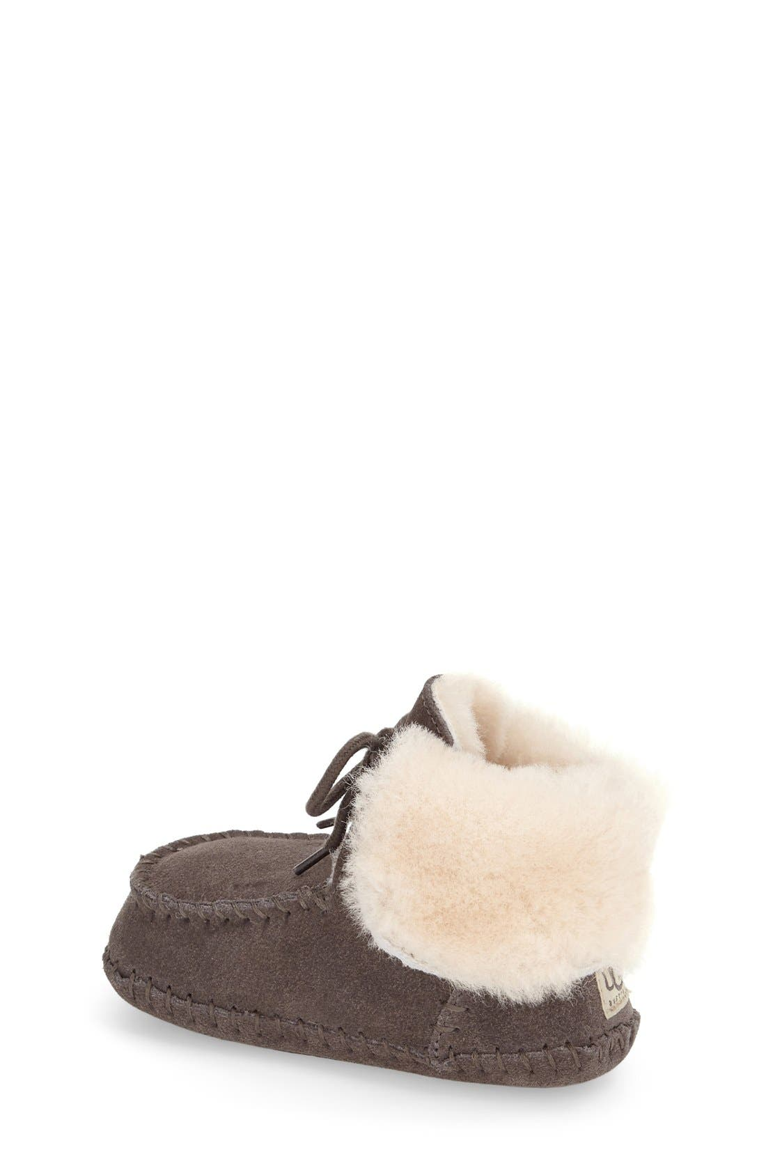 Alternate Image 2  - UGG® 'Sparrow' Boot (Baby & Walker)